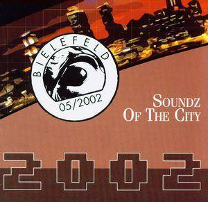 Cover - Desert Rain: Soundz Of The City 2002