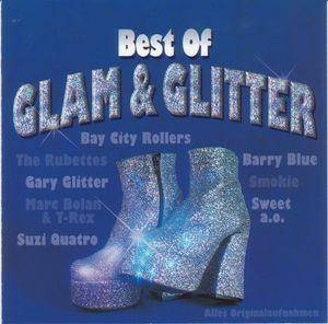 Cover - Kincade: Best Of Glam & Glitter