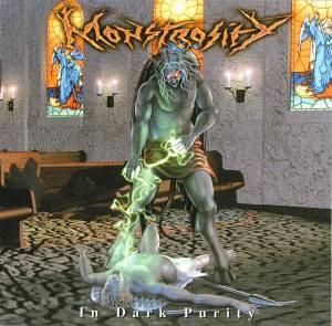 Cover - Monstrosity: In Dark Purity