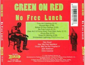 Green On Red: No Free Lunch (CD) - Bild 2