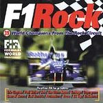 Cover - Various Artists/Sampler: F1 Rock