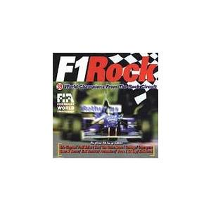 F1 Rock - Cover