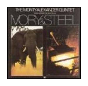 Cover - Monty Alexander: Ivory & Steel