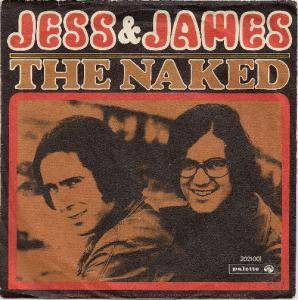 Cover - Jess & James: Naked, The
