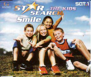 Cover - Star Search-The Kids: Smile