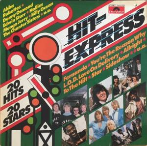 Cover - Revelation: Hit-Express
