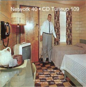 Cover - Sister 7: Album Network 109 - Network 40:CD Tuneup 109