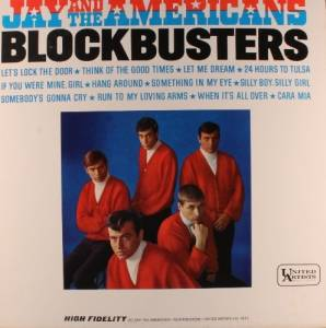 Cover - Jay & The Americans: Blockbusters