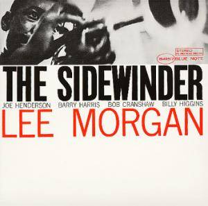 Lee Morgan: Sidewinder, The - Cover