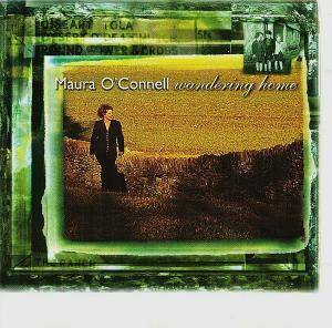 Cover - Maura O'Connell: Wandering Home