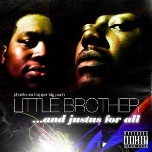 Cover - Little Brother: ...And Justus For All