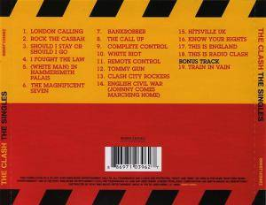 The Clash: The Singles (CD) - Bild 2