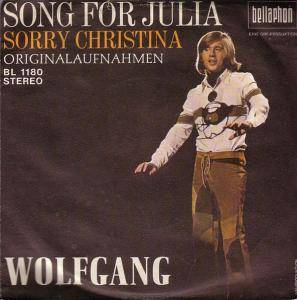 Cover - Wolfgang: Song For Julia