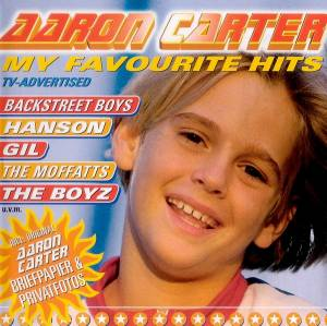 Cover - Solid HarmoniE: Aaron Carter: My Favourite Hits