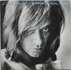 Eddie Money: Playing For Keeps - Cover