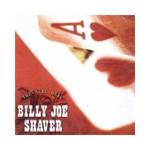 Cover - Billy Joe Shaver: Real Deal, The