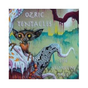 Ozric Tentacles: Yumyum Tree, The - Cover