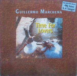 Cover - Guillermo Marchena: Time For Lovers