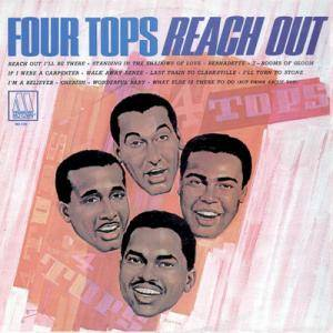 Cover - Four Tops: Reach Out