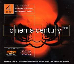 Cinema Century 2000 - Cover