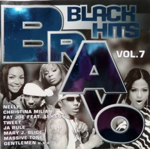 Cover - Tweet: Bravo Black Hits Vol. 07