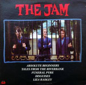 The Jam: Absolute Beginners - Cover