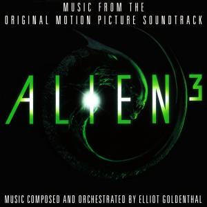 Cover - Elliot Goldenthal: Alien 3