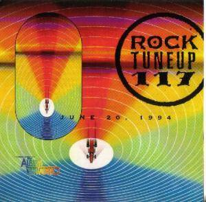 Album Network 117 - Rock TuneUp 117 - Cover