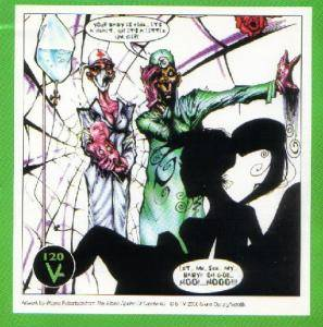 Cover - Squirrel Nut Zippers: Album Network 120 - Virtually Alternative 120