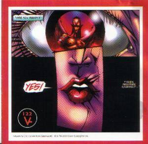 Cover - 45 Dip: Album Network 122 - Virtually Alternative 122