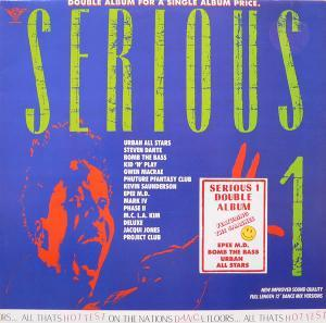 Serious 1 - Cover