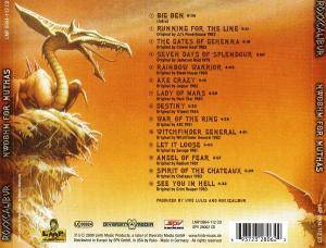 Roxxcalibur: NWOBHM For Muthas (CD) - Bild 2
