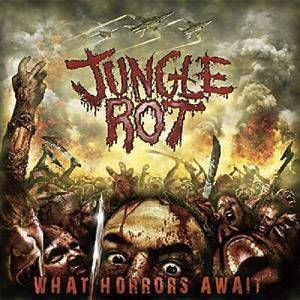 Jungle Rot: What Horrors Await (CD) - Bild 1