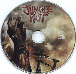 Jungle Rot: What Horrors Await (CD) - Bild 4