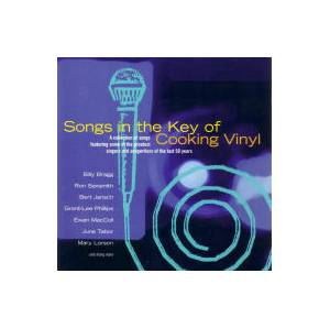 Songs In The Key Of Cooking Vinyl - Cover