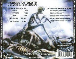 Mekong Delta: Dances Of Death (And Other Walking Shadows) (CD) - Bild 2