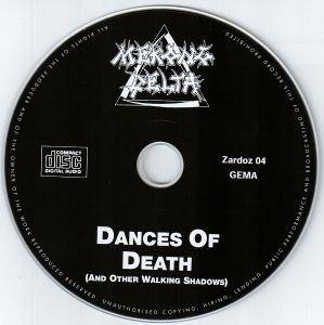 Mekong Delta: Dances Of Death (And Other Walking Shadows) (CD) - Bild 3