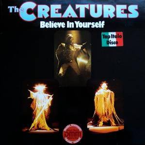 Cover - Creatures, The: Believe In Yourself