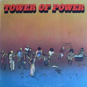 Tower Of Power: Tower Of Power - Cover