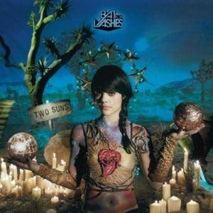Bat For Lashes: Two Suns - Cover