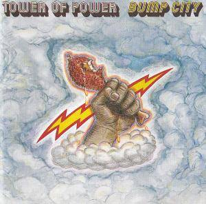 Tower Of Power: Bump City - Cover