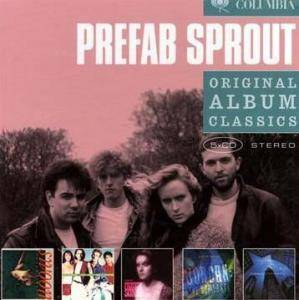 Cover - Prefab Sprout: Original Album Classics