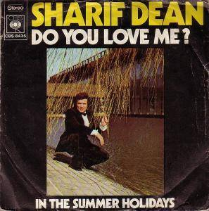 Cover - Sharif Dean: Do You Love Me?