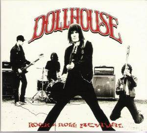 Dollhouse: Rock N Roll Revival - Cover