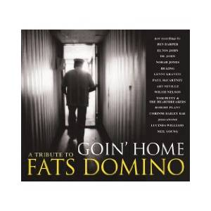 Cover - Art Neville: Goin' Home A Tribute To Fats Domino