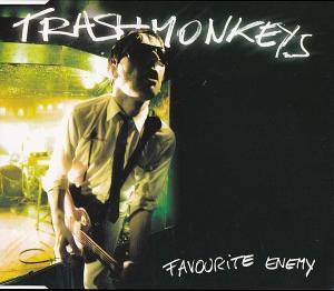 Trashmonkeys: Favourite Enemy - Cover
