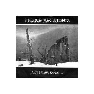 Cover - Judas Iscariot: Arise, My Lord