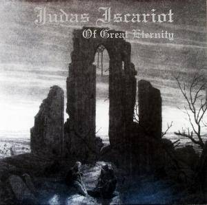 Judas Iscariot: Of Great Eternity - Cover