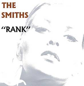 The Smiths: Rank - Cover