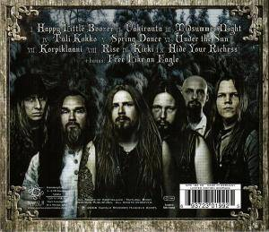 Korpiklaani: Tales Along This Road (CD) - Bild 2